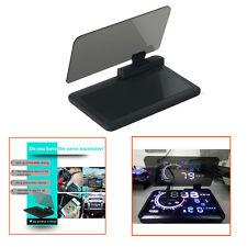 Universal Car Mobile Phone GPS Navigation Holder HUD Head Up Display Projector