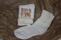 Organic Threads Cotton athletic short top Ankle Socks MADE USA women's farming