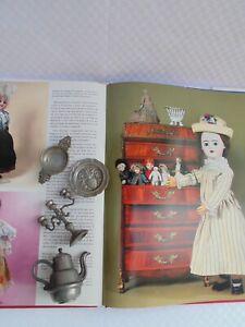 4 petits objets miniatures anciens maison de poupée ancienne mignonnette