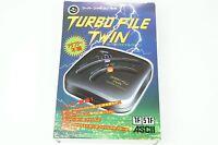 Ascii Nintendo Super Famicom Turbo File Twin SNES Japan New