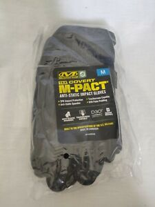 Mechanix M-Pact Glove Size Medium-M MPT-72-008