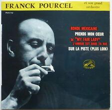 """Franck Pourcel-Ronde mexicaine-FRZ. 7""""-ep"""