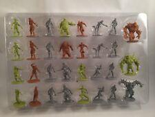 Zombicide Kickstarter Season 2 Zombie Abomination Toxic Berserker 31 Mini Lot