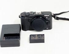 Nikon 1 V3 18.4 MP Mirrorless Black Body ONLY 4K SHUTTER COUNT