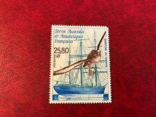 TAAF FSAT FRENCH ANTARCTIC 1995 MNH BIRDS SAILING SHIP TAMARIS