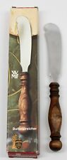 NOS Vintage 1980s WMF Burgund BUTTER KNIFE Cromargan Burgundy - NEW