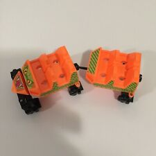 Lego KNEX Screamin Serpent ROLLER COASTER CARS Parts Pieces Screaming