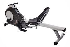 Stamina Conversion II Recumbent Exercise Bike/Rowing Machine, Metallic Gray