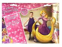 "54"" Tangled Rapunzel Airwalker Foil Balloon Birthday Decoration Party Supplies"