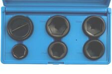 Láser Herramientas De Eliminación De Filtro De Aceite Llave de tubo Conjunto de herramientas 24mm 27 32mm 36mm 38 42mm