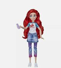"Hasbro~Disney Princess Comfy Squad~Princess Ariel 10"" Doll~New In Box"