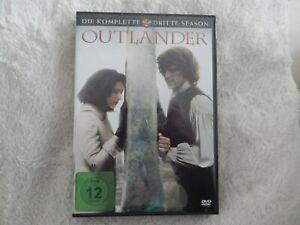5 DVD Set ++ Outlander - Die komplette dritte Season [5 DVDs] (2018)++ neuwertig