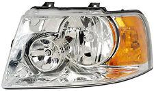 MONACO KNIGHT 2011 HEADLIGHT LEFT DRIVER FRONT HEAD LIGHT LAMP RV MOTORHOME
