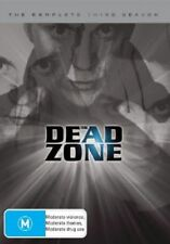 Dead Zone : Season 3 (DVD, 2007, 3-Disc Set) Brand New!!