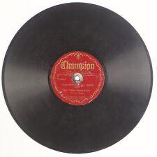 Virginia Possum Tamers: Champion 15566 Hillbilly String Band Country 78 Hear