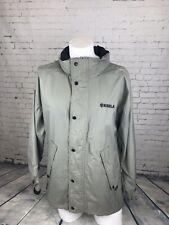 Vintage Outdoors KEELA waterproof jacket   Mens / Women's Sz Small   Grey   A27