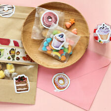 45 pcs/lot Birthday Cake Mini Decor DIY Album Diary Scrapbooking Label Sticker