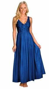 ShadowLine Long Lace Bodice Night Gown (31737)