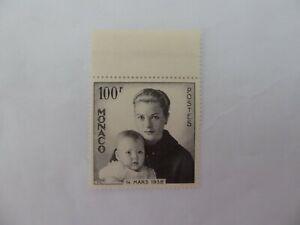 Monaco 1958 100F MNH