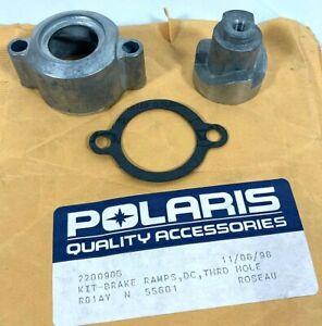 Genuine Polaris 94-97 Trail Boss 250 OEM Rear Brake Ramp Kit 2200905 NOS NEW