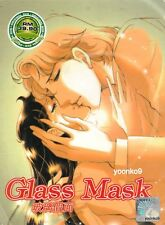 Glass Mask / Garasu no Kamen (Vol. 1~51 End) TVB Cantonese Version Anime DVD R0