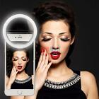 Luxury LED Light Up Selfie Luminous Phone Ring For iPhone 6 6S Plus LG Samsung..