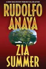 Zia Summer, Rudolfo Anaya, 0826344879, Book, Good