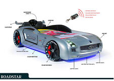 Autobett ROADSTER SPORT silber | inkl. Sportpack Innenpolster | Full LED | NEU