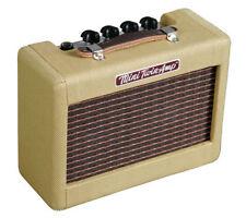 Amplificadores Fender para guitarras y bajos
