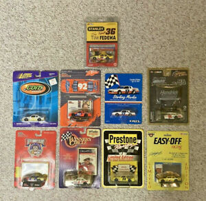 NASCAR Mixed Lot Of 1:64 Diecast - All NIP! Some HTF items!