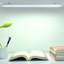 Portable LED USB Touch Switch Light Fluorescent Under Cabinet Cupboard Desk Lamp