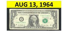 ~~ Birthday note ~~ ==  Aug 13, 1964  == cool note