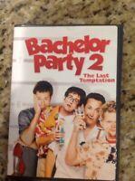 Bachelor Party 2: The Last Temptation (DVD, 2008)Authentic US Release