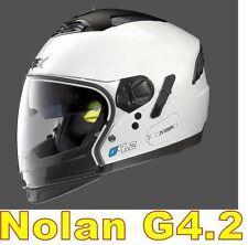"""CASCO NOLAN GREX G4.2 N-COM  EX N43E AIR BIANCO COL.4 Tg. """" XXL """" WHITE"""