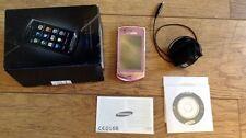 Samsung GT-S5230  Mobile Phone (Romantic Pink) - Unlocked
