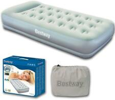Bestway Restaira Single Premium Air Bed Built In Electric Pump & Pillow New
