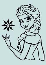 Schablone** Elsa **für Stoffe ** Nr.: 1227 Möbel,Torten,Wände usw