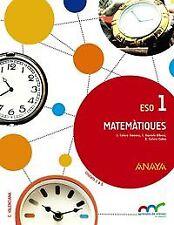 (VAL).(15).MATEMATIQUES 1R.ESO.(APRENDER CREIXER).*VALENCIA*