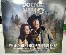 More details for doctor who philip hinchcliffe presents vol.1 big finish box set. tom baker
