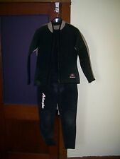 Action Plus Mens 2PC Wetsuit Size L