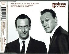 """ROBSON & JEROME - 5"""" CD - What Becomes Of The Broken Hearted (4 Tracks) RCA"""