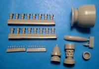 Vector Resin 1/48 scale Su-2 M-88B (Late) Conversion Set for Zvezda - VDS48073
