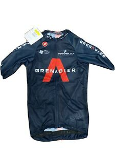 Ineos Greandiers Castelli Climbers 3.1 Cycling Jersey Brand New