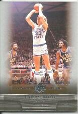2012-2013 UPPER DECK ALL-TIME GREATS LARRY BIRD SILVER SP PARALLEL 70/99