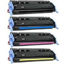 HQ4 x Toner f. HP Color Laserjet 1600 CM1015 CM1017 MFP