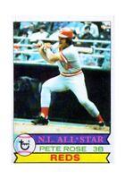 1979 Topps Pete Rose Cincinnati Reds #650