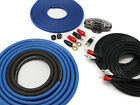 KnuKonceptz TRUE 4 Gauge 4 Channel Kolossus OFC Amp Installation Wiring Kit