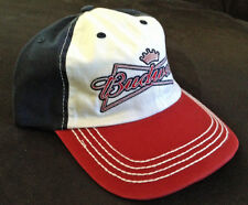 (2) Budweiser Red White & Blue Patriotic Hat Low Profile Brand New Free Shipping