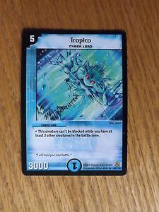 Duel Masters TCG - DM-01 Base Set - Tropico 42/110