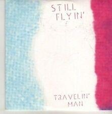 (CV209) Still Flyin, Travelin' Man - 2012 DJ CD